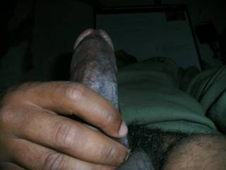 You know you want to ride this big black hard dick........