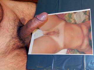 my cock hard for you