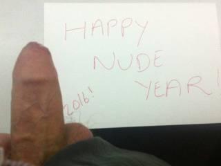 Happy Nude Year 2016 Zoigers!