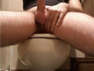 just a nice full shot of my cock. comments welcome!  ;)