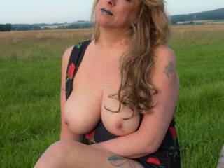 Like this from a nice little outdoor shoot?