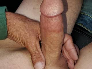 Anyone want to play with my cock  ?