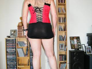 do you like my new corset?