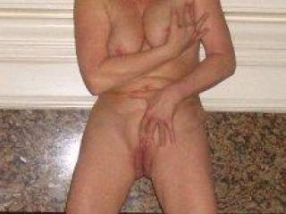 This pussy is wet and ripe for some hot cock