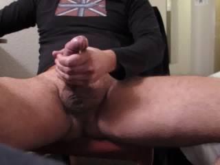 i shoot big cum in a hotel room