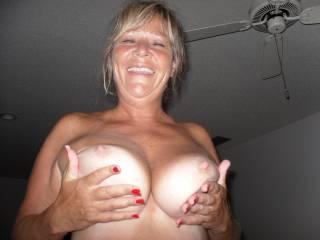 My white tits.....