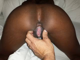 wow... I have tried it and that is be best fuck, small petite African American. her pussy looks delicious. I want to marry her....