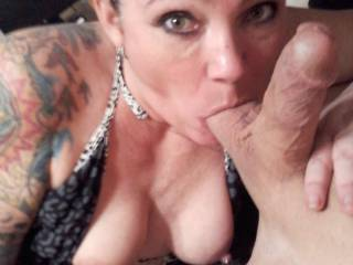 wow will love to help as my man watched that cock looks amazing