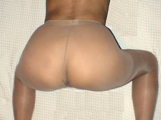 My ass in Pantyhose
