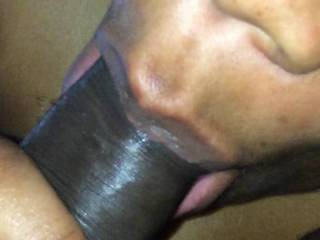 Nothing like kush and slow head. I love his dick!