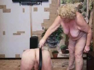 Cuckold punishment