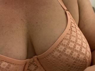 Quick bra selfie for you 😉