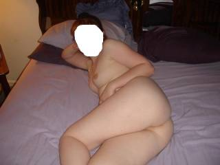 Another tits and ass pose