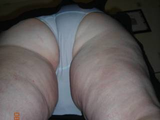 I would so love to spunk all over your sexy arse and knickers...x