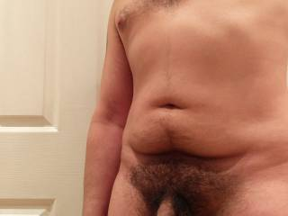 You like chubby guys with a soft small cock?