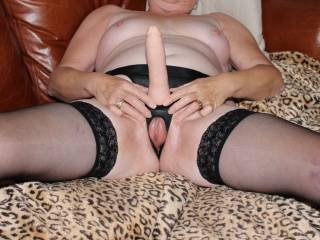 """my toy - I""""m set up in position.. who wants to join me ? maybe a group action??"""