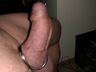 Wow!! That is one Very Large Cock mmm ... To Suck that would be a Challenge!!  I Like a Challenge!! ;) mmm  Lucy♥ -x-