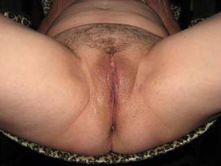 Getting this pussy wet & ready for my Cock