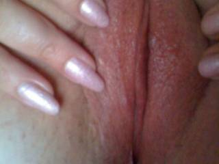 a lady friends pussy,what do you think?