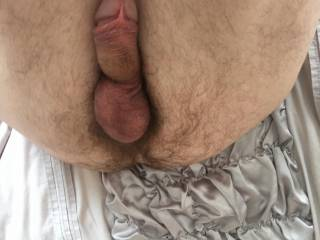 Cock & balls ready to play