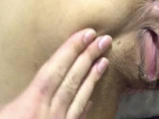 My slut wife pussy wide open