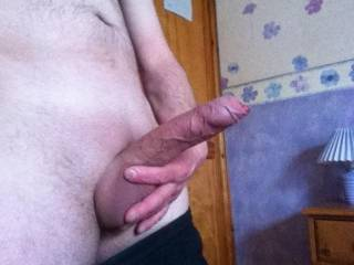 Great looking cock.  I'd like to get my hands on it.