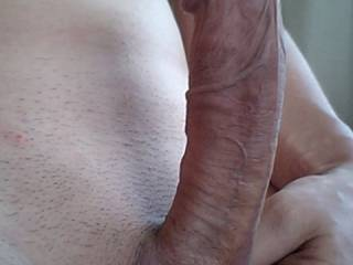 I'd LOVE to feel that in my smooth ass !