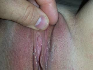 Mmmmmmmmmmm succulent and juicy my tongue is aching to lick the sweet pink center and have her orgasm drenching my sucking lips with her delicious nectar! Mmmmmmmmmmmmmmmmmmmmmmmmmmmm