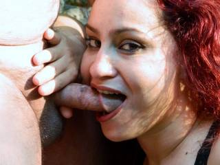 I love the dare letting your wifes mouth suck my cock with teeth use *nibble*