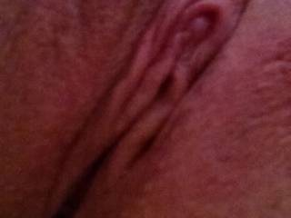 Mmmmmmmmm delicious!!!! Would love to slide my long hungry tongue and thick throbbing cock deep and wide into your smooth lil pussy making you explode intensely!!!!:-p :-p ;)