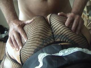I love it hard and fast when fucking doggy style, do you?