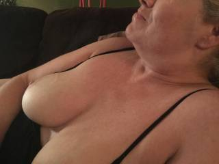 Love her tits hope u do