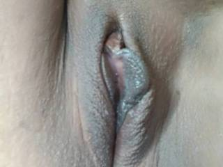 my swollen wet pussy lips need to be licked...