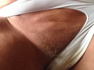 Hairy & Hot.....