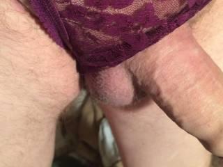 small cock panties