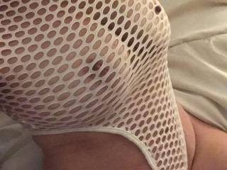 Teasing my fave got me wanting more … my nipples got so hard !!