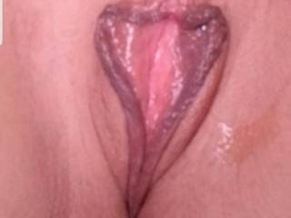 Do you want to slide something in my velvety hot, wet silky smooth pussy? Tell me what your thinking.