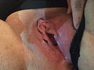Mmmm I want to suck your clit and tongue fuck your smooth wet pussy until you are cumming all over my face.