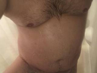 Who wants to soap up my freshly shave cock and balls.