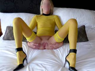 Taking all cocks, toys and deposits.....fill it up....