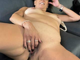 I always love to watch Melissa play with her pussy.....because I know more things are about to happen.