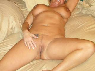 like me naked on the bed ?