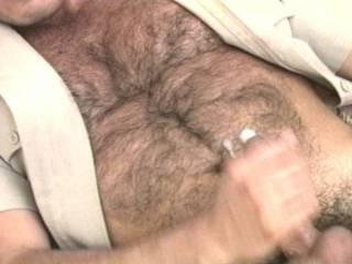 hairy chest pik