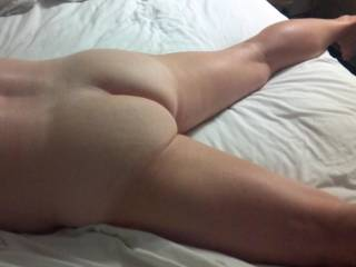 Count me in! I'll bang that pussy and give her ass a cum bath!