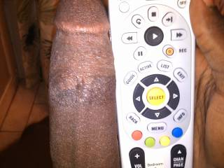 put that in my pussy n hit my orgasm button the cock not the remote