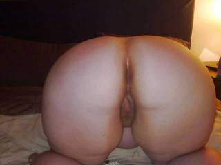 What An Incredibly sexy Sweet Fine Curvaceous Ass!