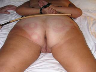 Yet another submissive slut of an old friend having a no-holes-barred gangbang. It was my first gangbang adventure. Watching this chick get banged hard by five or six guys was hot! Pretty sure a few had already come, cum, and left.