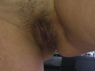 Lucky man...... you have freedom to fuck this lovely pussy everyday....anyway you thank you for showing it to many stiff hungry cocks