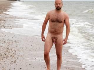 I like nudist beaches