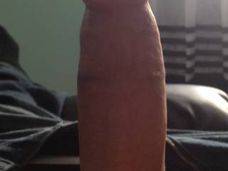 OMG, i feel my wet pussy stretching from desire to be penetrated NOW!!! I will ride your cock like a naughty cowgirl and bounce till i feel your creamy cum coating the depths of my hot tunnel...